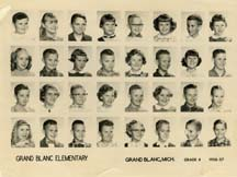 Grand Blanc High School 1965 4th Grade